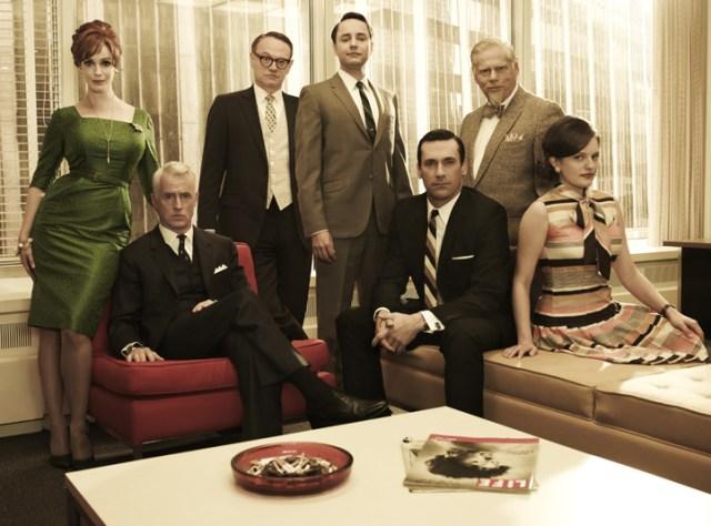 Mad Men Season 5 Cast Photos
