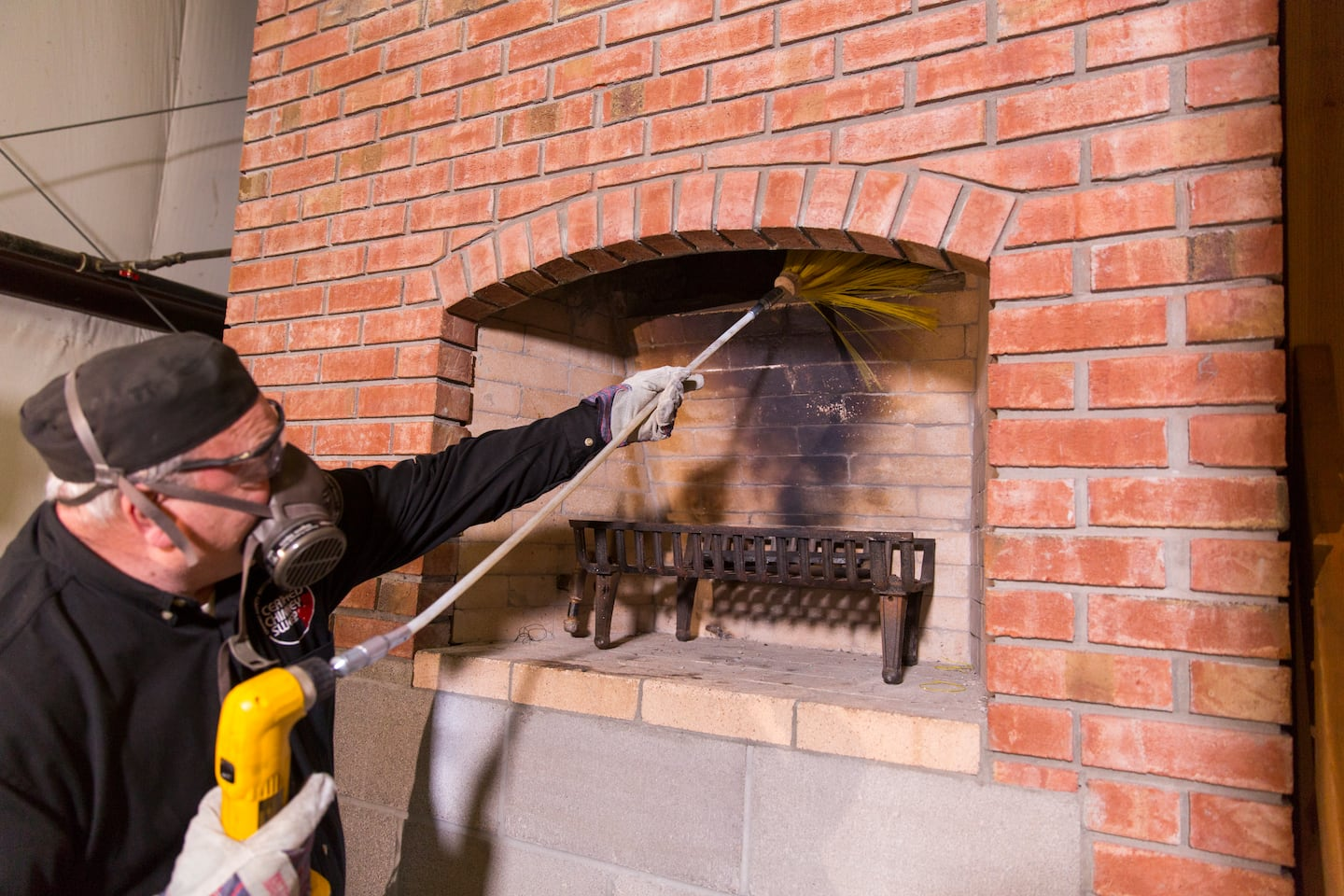 How To Operate A Fireplace How Much Does A Chimney Sweep Cost Angie S List