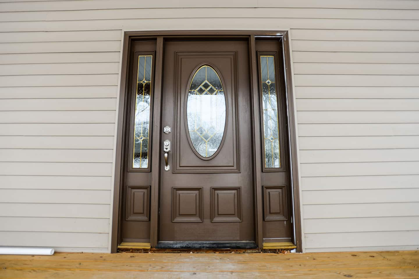 Prehung Garage Entry Doors Menards 6 Tips For A More Secure Front Door Angie S List