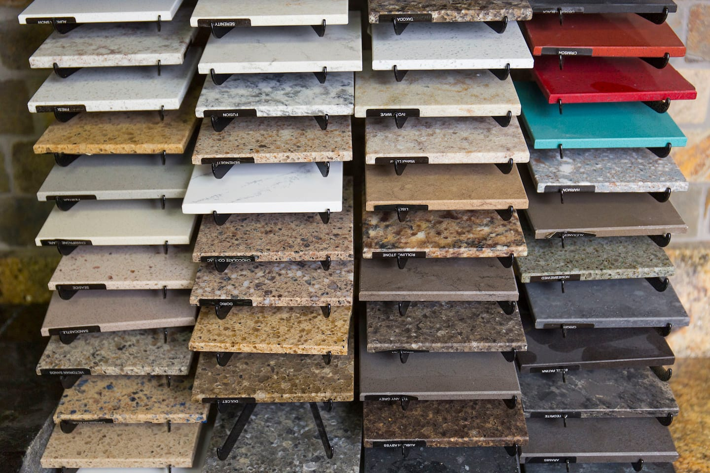 Your home improvements refference granite countertops home depot or - Your Home Improvements Refference Cheap Granite Countertops Granite Countertop Samples In A Showroom Countertopkitchen Download