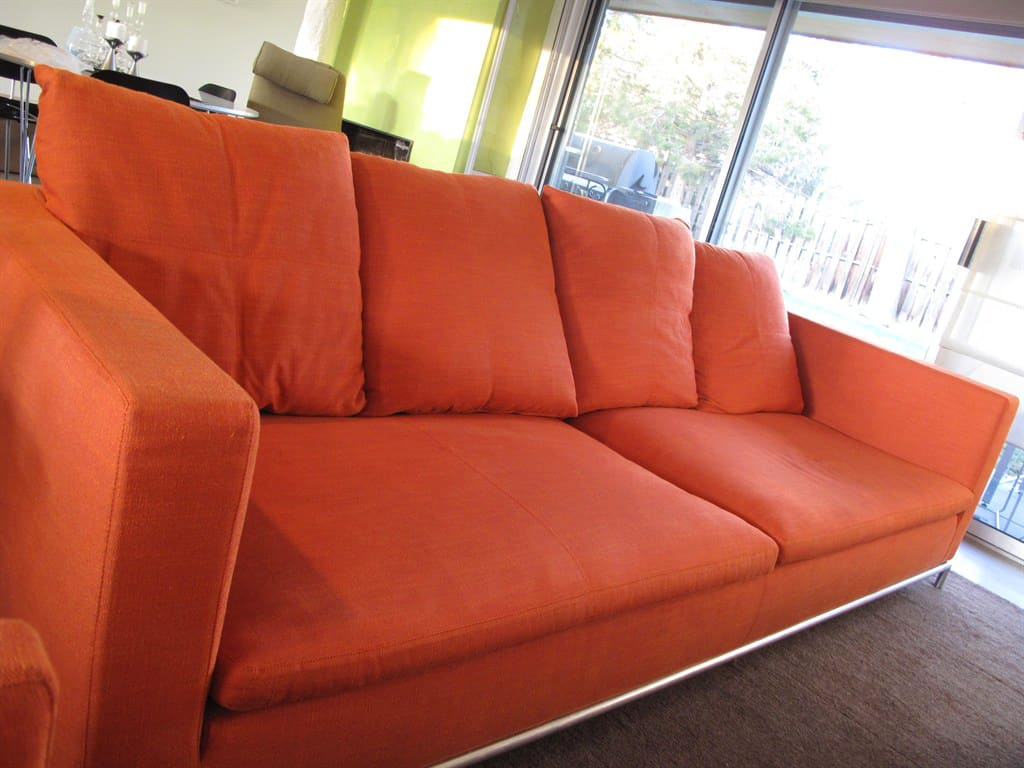 Sofa X Long Is It Worth It To Reupholster Old Furniture Angie S List