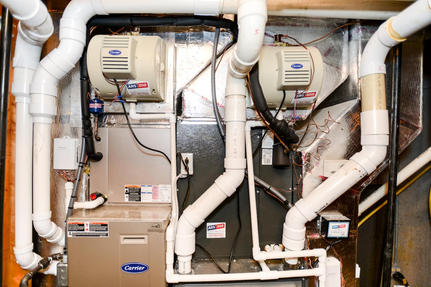 Garage Heater Cost To Run How Much Does It Cost To Install A New Furnace Angie S List