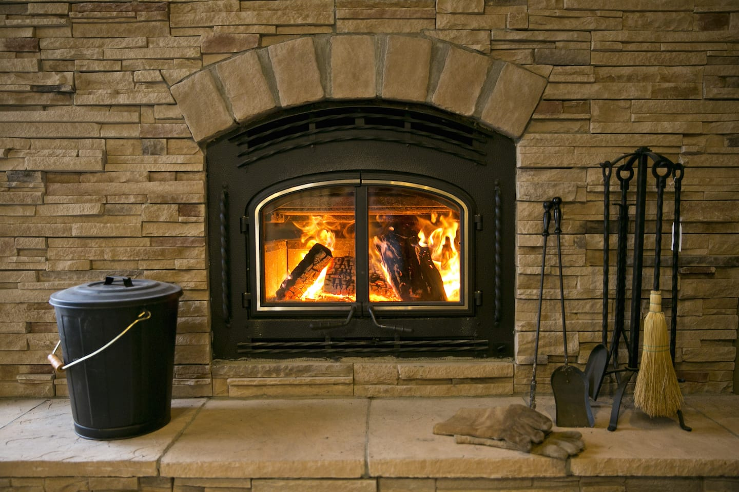 Gas Log Starters For Fireplace Pros And Cons Of Different Types Of Fireplaces Angie S List