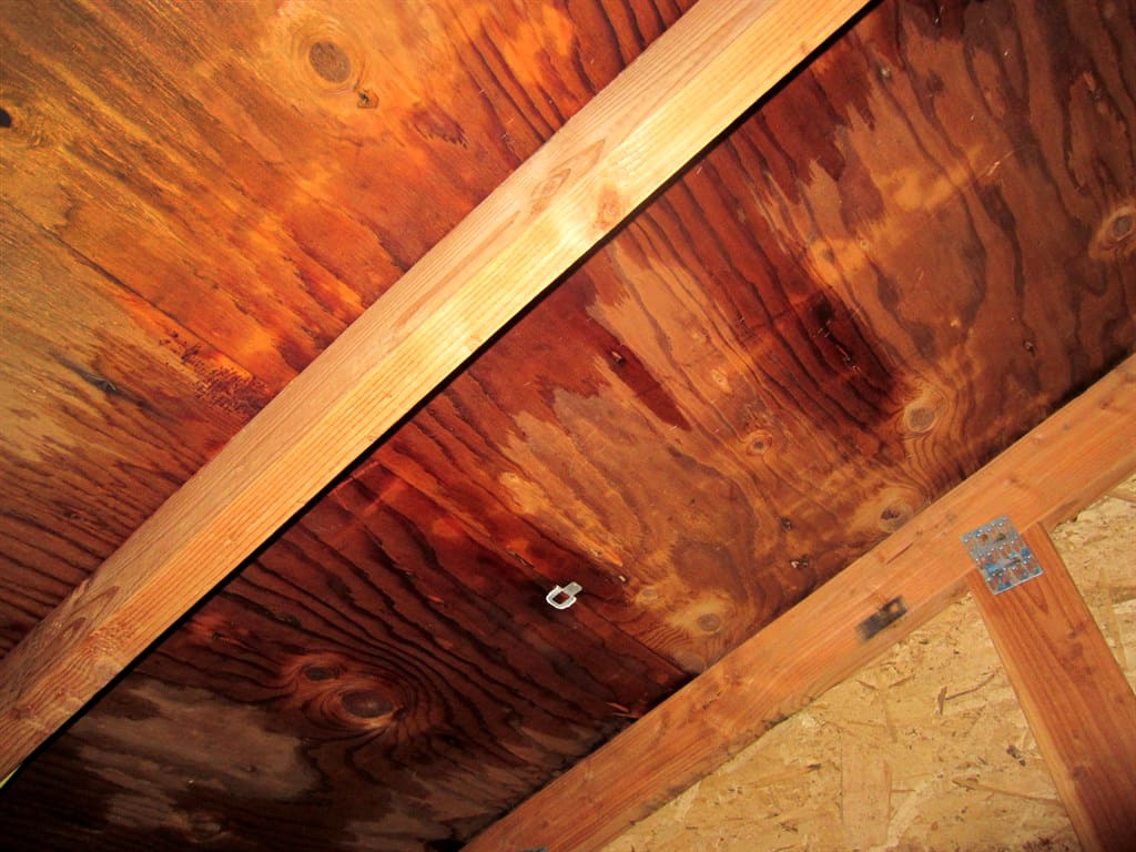 Garage Attic Air Conditioner 7 Unexpected Dangers Of A Leaky Roof Angie S List