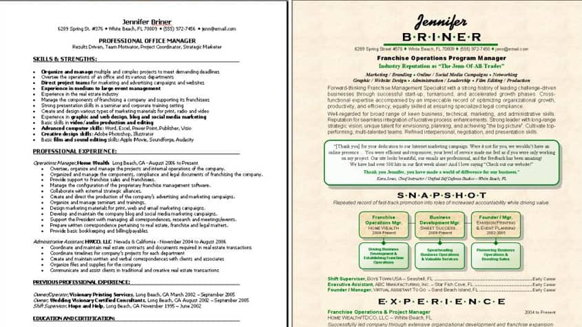 7 Attention-Getters to Get Your Resume Noticed Angie\u0027s List