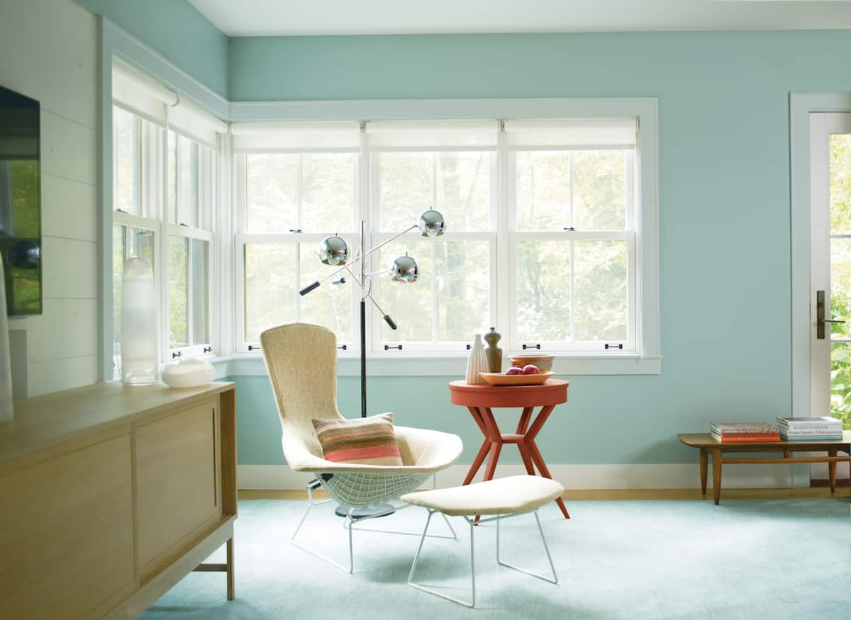 Paint Colors That Flow From Room To Room The 5 Most Popular Interior Paint Colors Angie S List