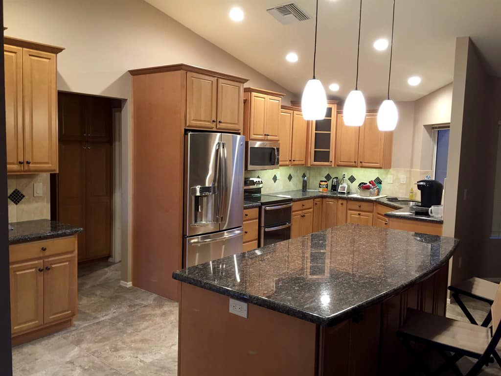 Kitchen Lighting Led Lights Right To Light Your Kitchen Remodel Angie S List