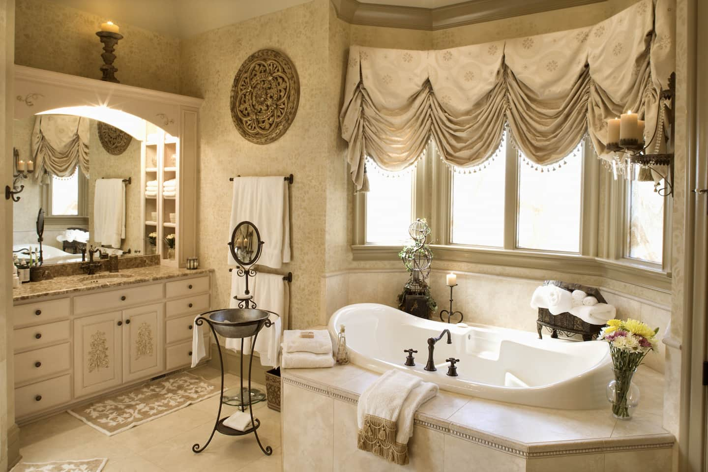 12 Sensational Bathroom Cabinet Design Ideas Angie S List