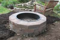How Much Does it Cost to Install a Fire Pit? | Angie's List