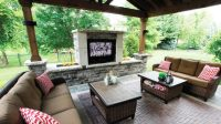 Tune In From The Backyard With An Outdoor TV | Angie's List