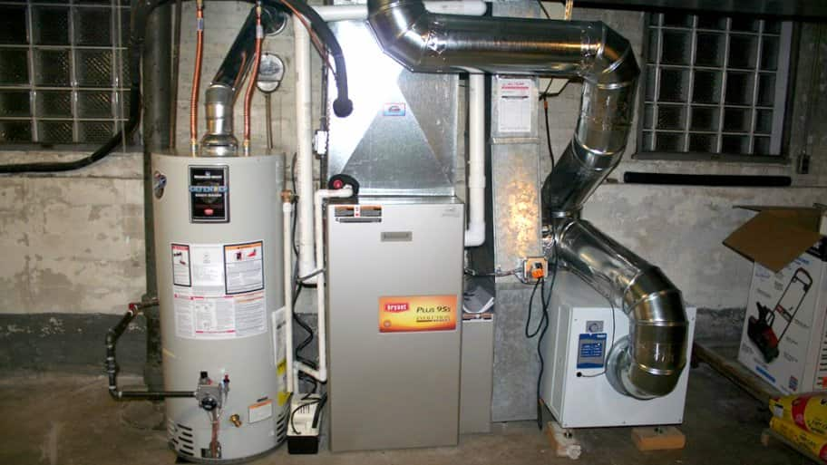 Furnaces and Home Heating Systems