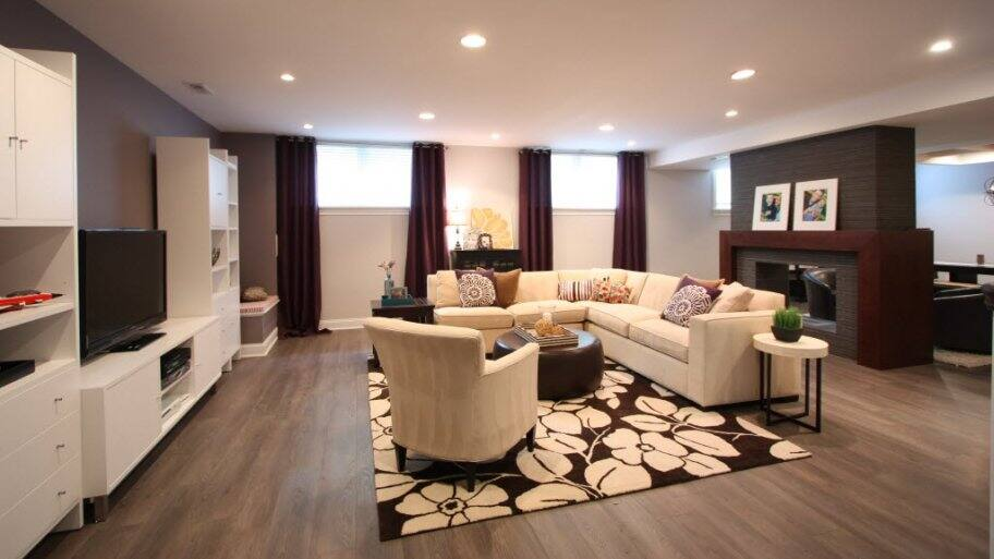 Halogenos Salon Basement Remodeling | Angie's List