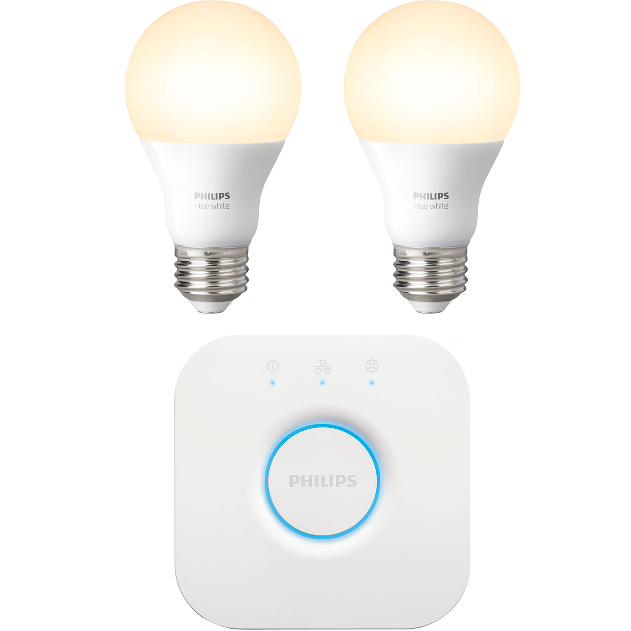 Philips Hue Starter Kit E27 Philips Hue White E27 Starter A Rated