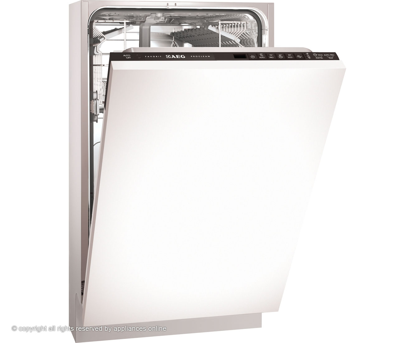 Aeg Online Shop Aeg Integrated Dishwasher Shop For Cheap Dishwashers And Save Online