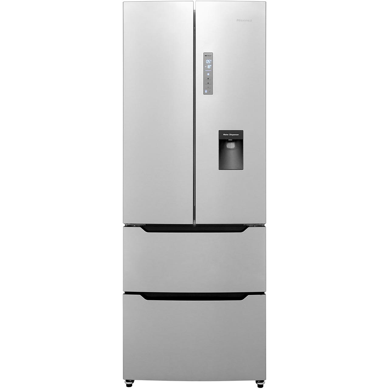 Fridge Freezer Details About Hisense Rf528n4wc1 70cm Frost Free American Fridge Freezer Stainless Steel