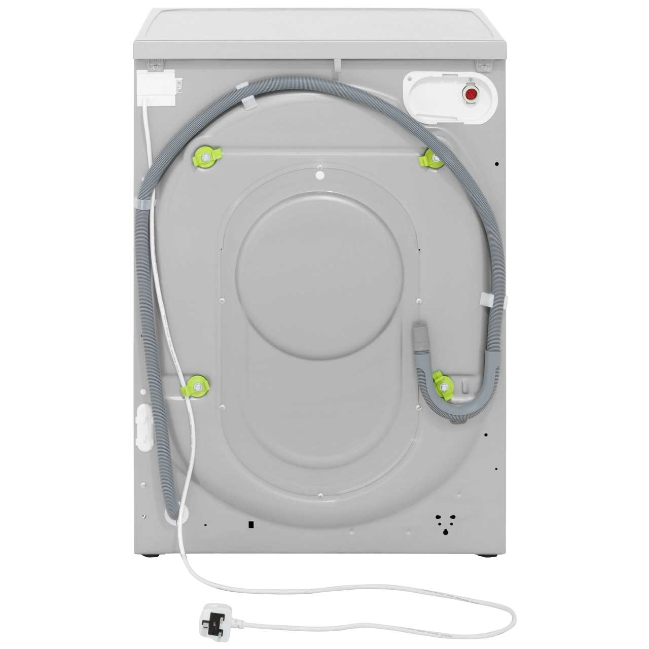 Indesit Iwdc 6125 Indesit Iwdc6125s Eco Time Free Standing 6kg Washer Dryer