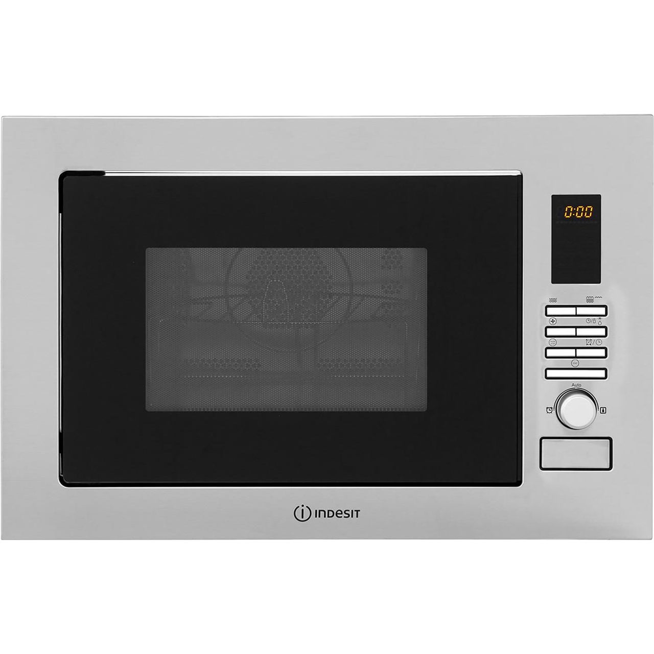 Combination Microwave Oven Indesit Mwi222 2x Built In Combination Microwave Oven Stainless Steel