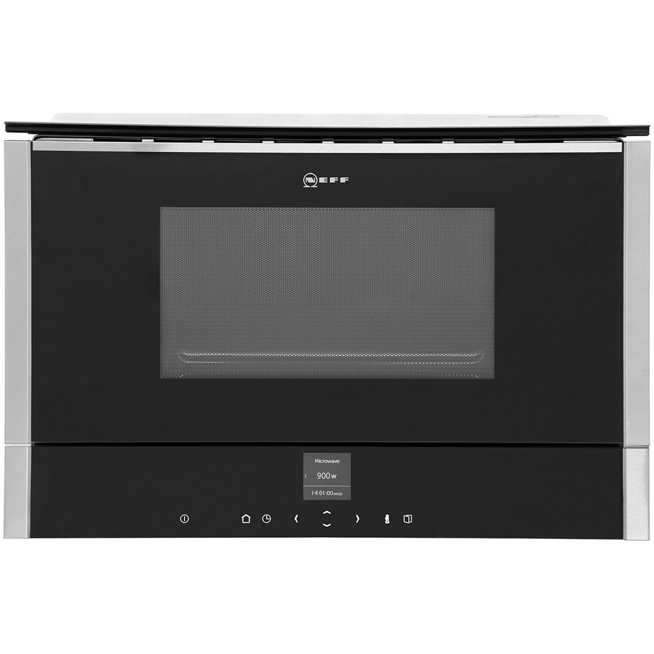 Integrated Microwave Neff Microwave Oven Shop For Cheap Cookers And Ovens And