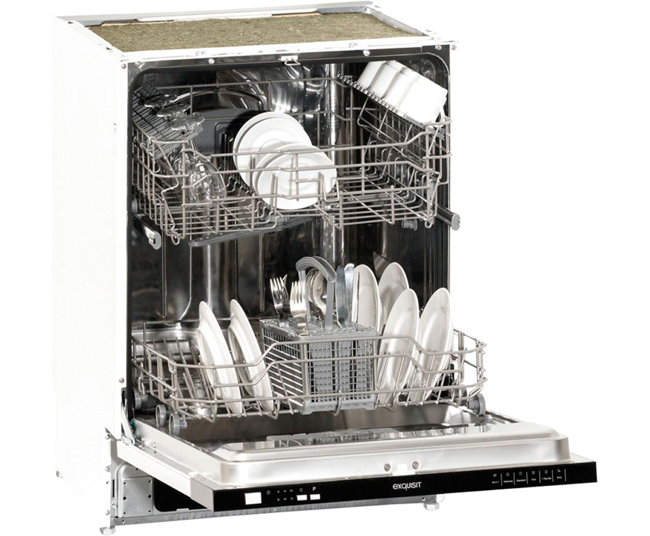 Vollintegrierte Spulmaschine Pkm Dw12 6fi A Geschirrspuler 60cm