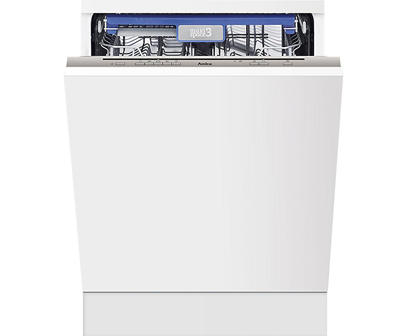 Vollintegrierter Geschirrspuler 60 Cm Bosch Smv46mx03e