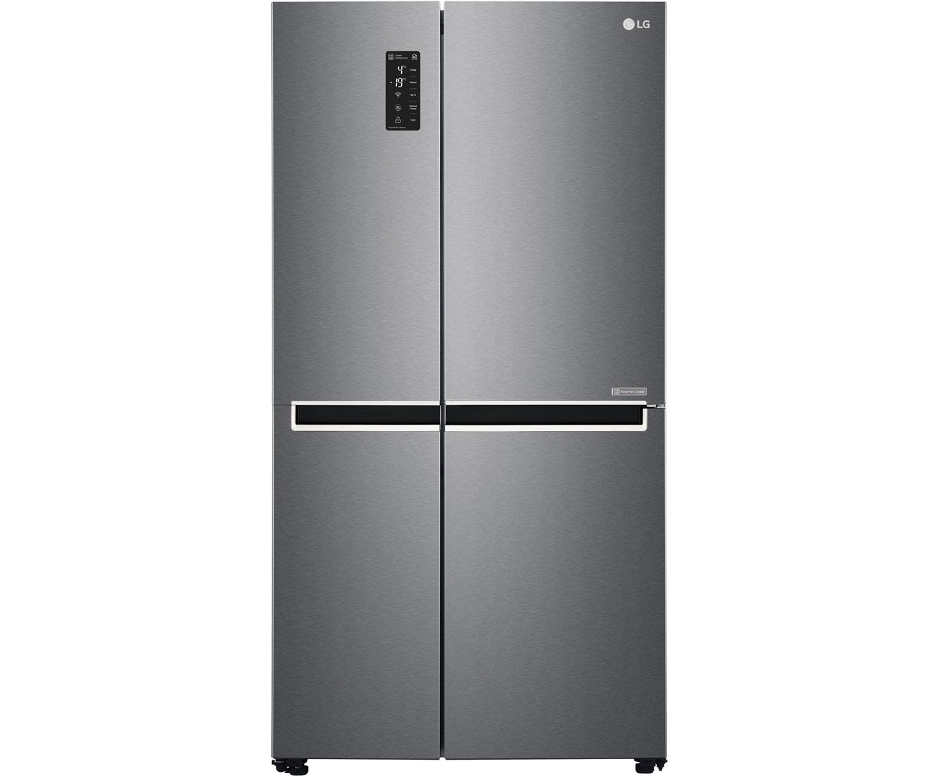 Side By Side Kühlschrank Lg : Side by side kühlschrank kaufen kühlschrank samsung side by side