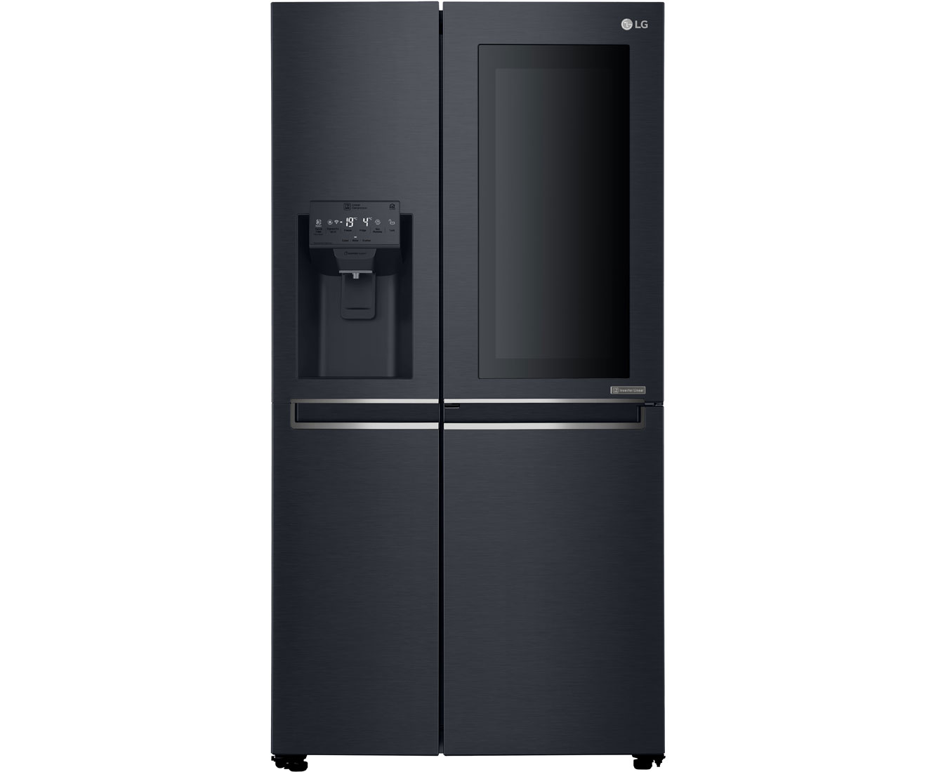 Far Side By Side Kühlschrank : Kühlschrank mit eisspender foodcenter v zug ag schweiz