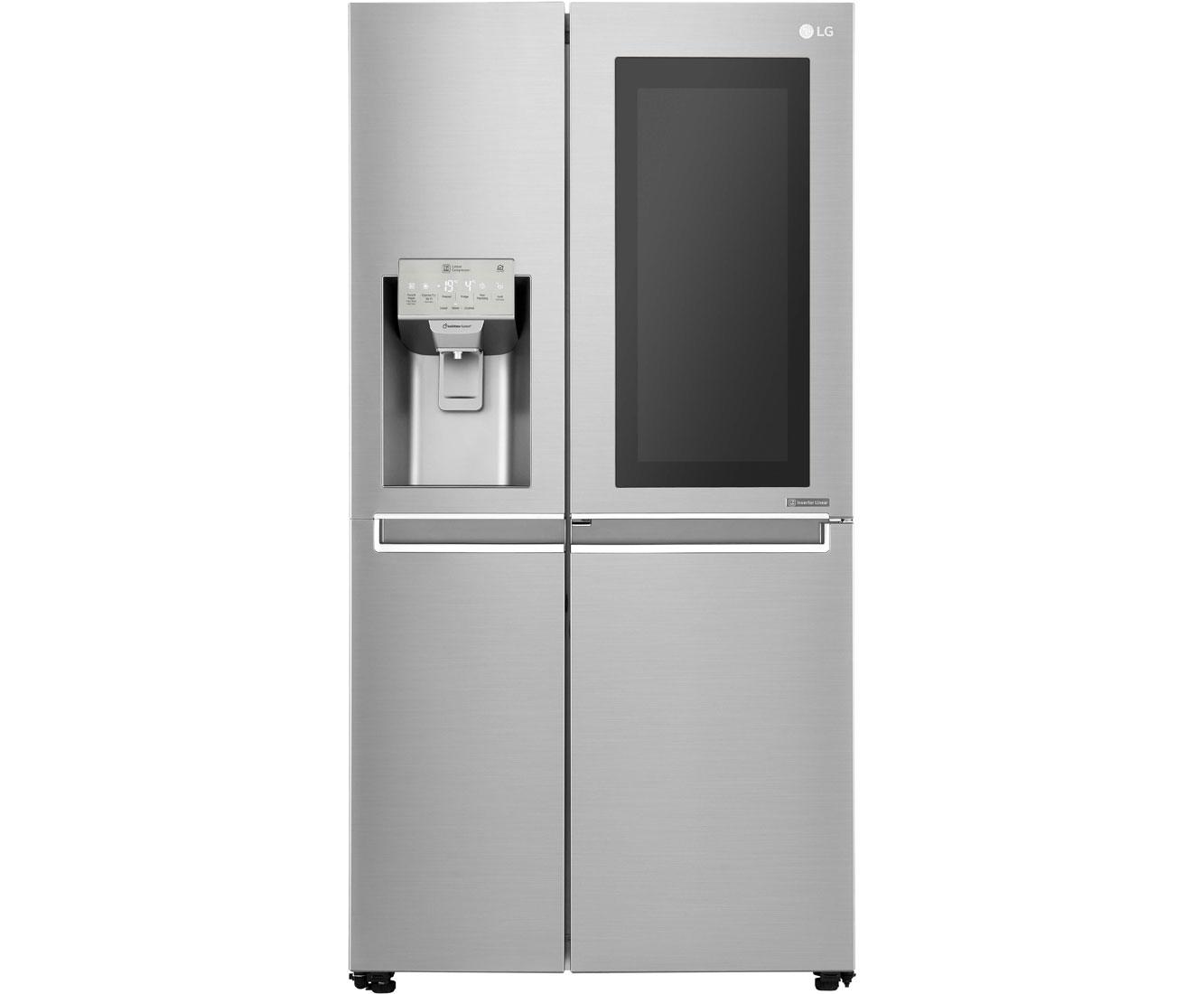 Side By Side Kühlschrank Bewertung : Kühlschrank kaufen side by side küche mit side by side