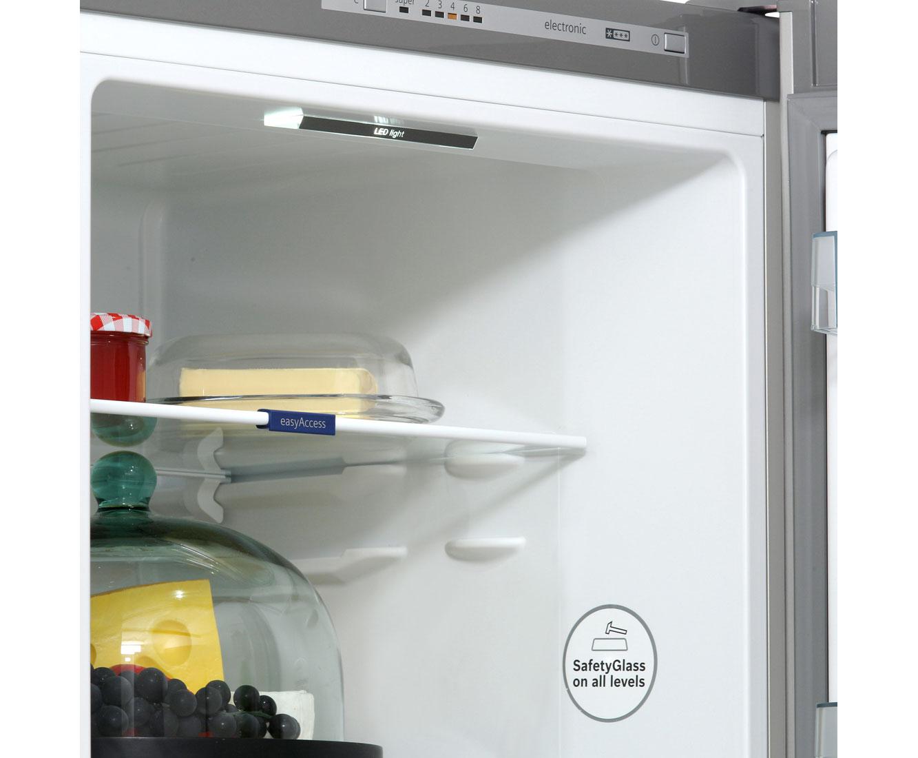 Siemens Kühlschrank Gefrierkombination : Kühlgefrierkombination freistehend siemens kg nnl iq no