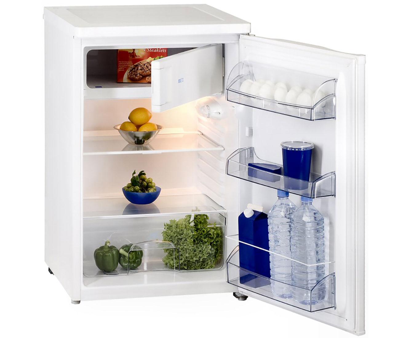 Kleiner Kühlschrank Bei Real : Exquisit kk z mini küche weiß saturn einbaukühlschrank k