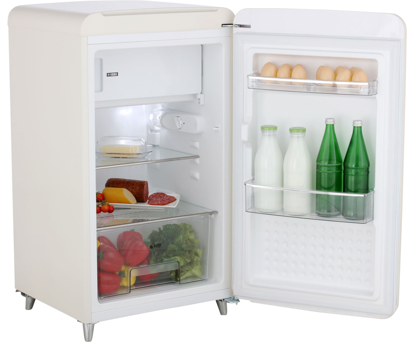 Bomann Kühlschrank Freistehend : Single kühlschrank mit gefrierfach kühlschrank klein mit