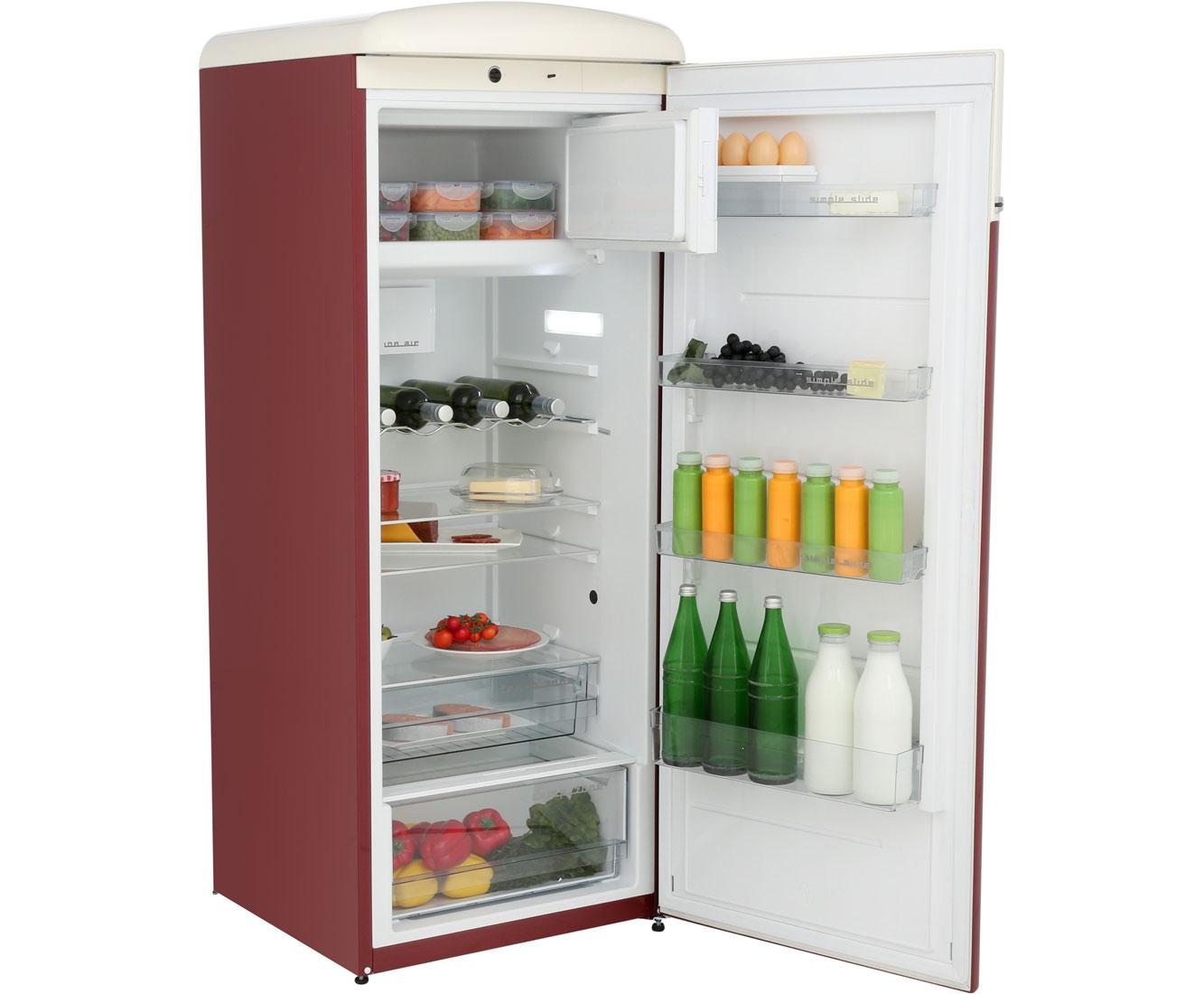Gorenje Kühlschrank Rot : Kühlschrank edelstahl freistehend gorenje obrb 153 r kühlschrank
