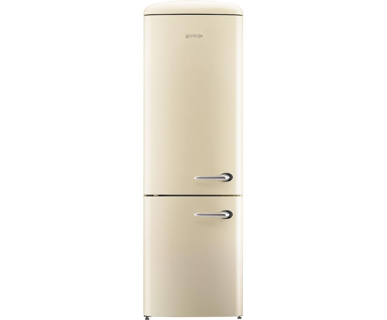 Gorenje Kühlschrank Beige : Smeg kühlschrank creme preisvergleich smeg kühlschrank retro