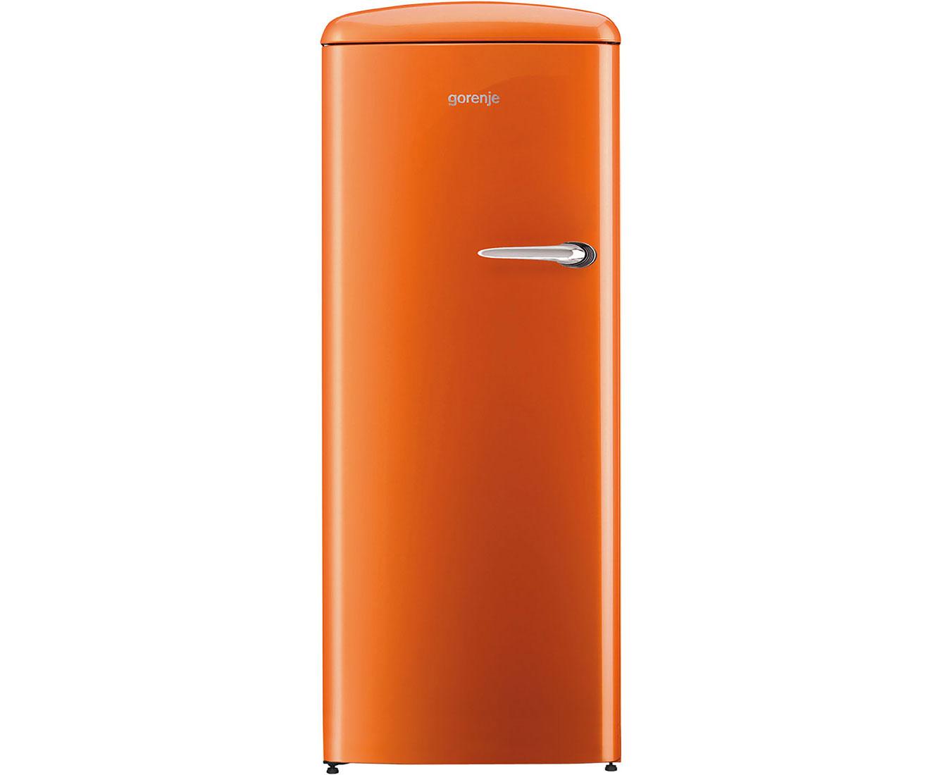 Kleiner Vintage Kühlschrank : Retro kühlschrank ohne gefrierfach gorenje orb xl