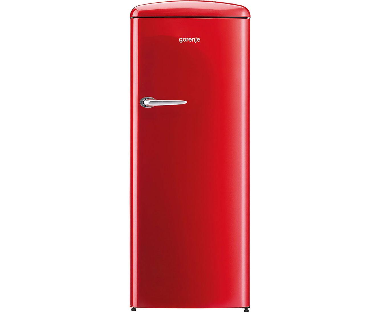 Amica Retro Kühlschrank Test : Test gorenje retro kühlschrank: gorenje obrb r vw bulli retro