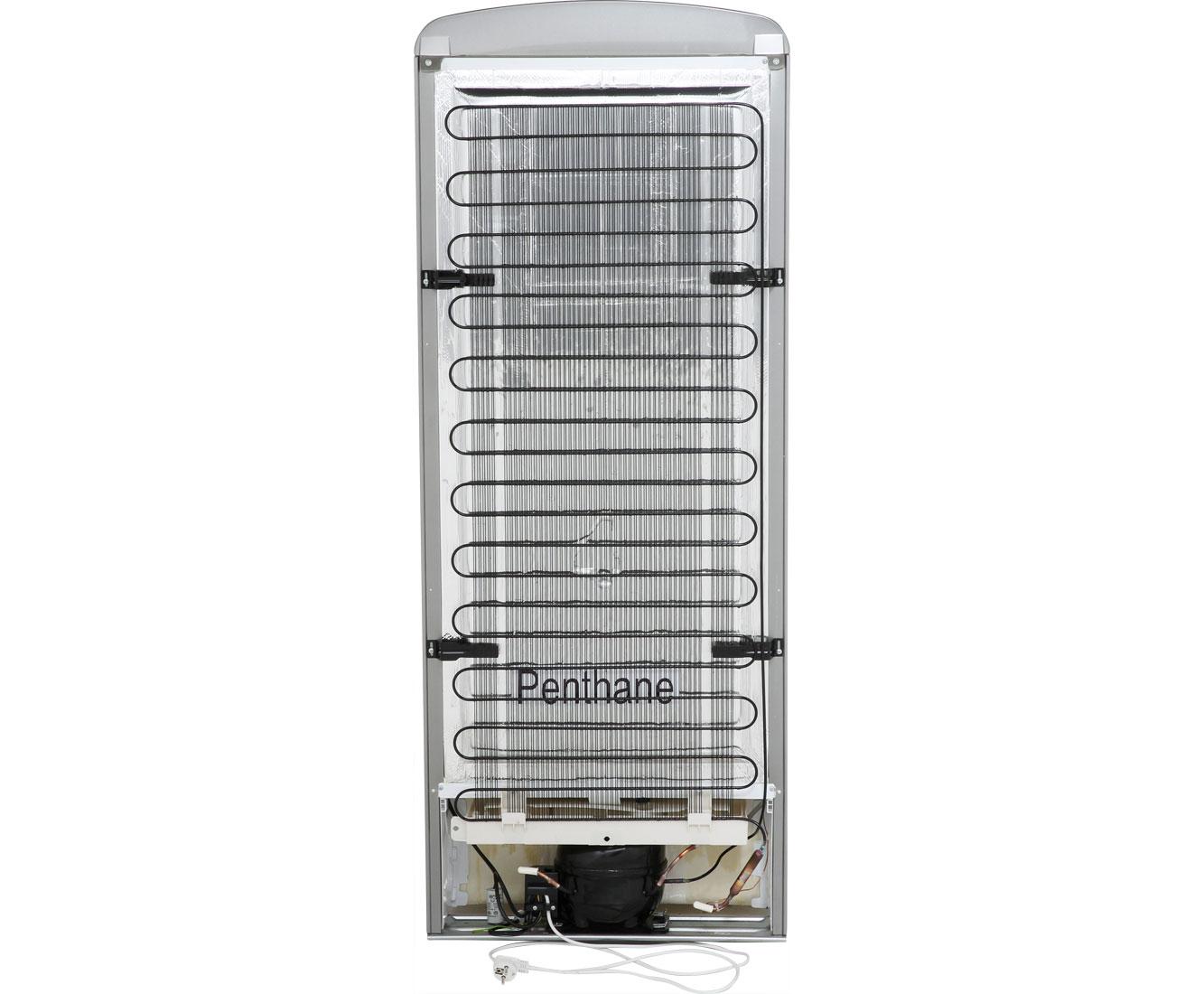 Retro Kühlschrank American Style : Retro kühlschrank mit gefrierfach smeg fab28lp1 stand kühlschrank