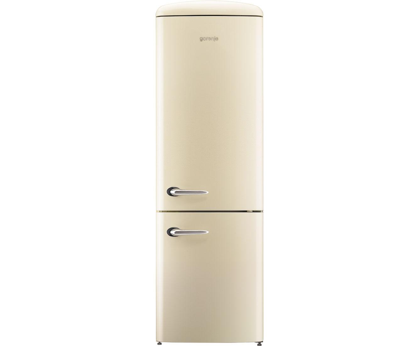 Retro Kühlschrank Gefrierkombination : Gorenje kühlschrank gefrierkombination kühlschrank