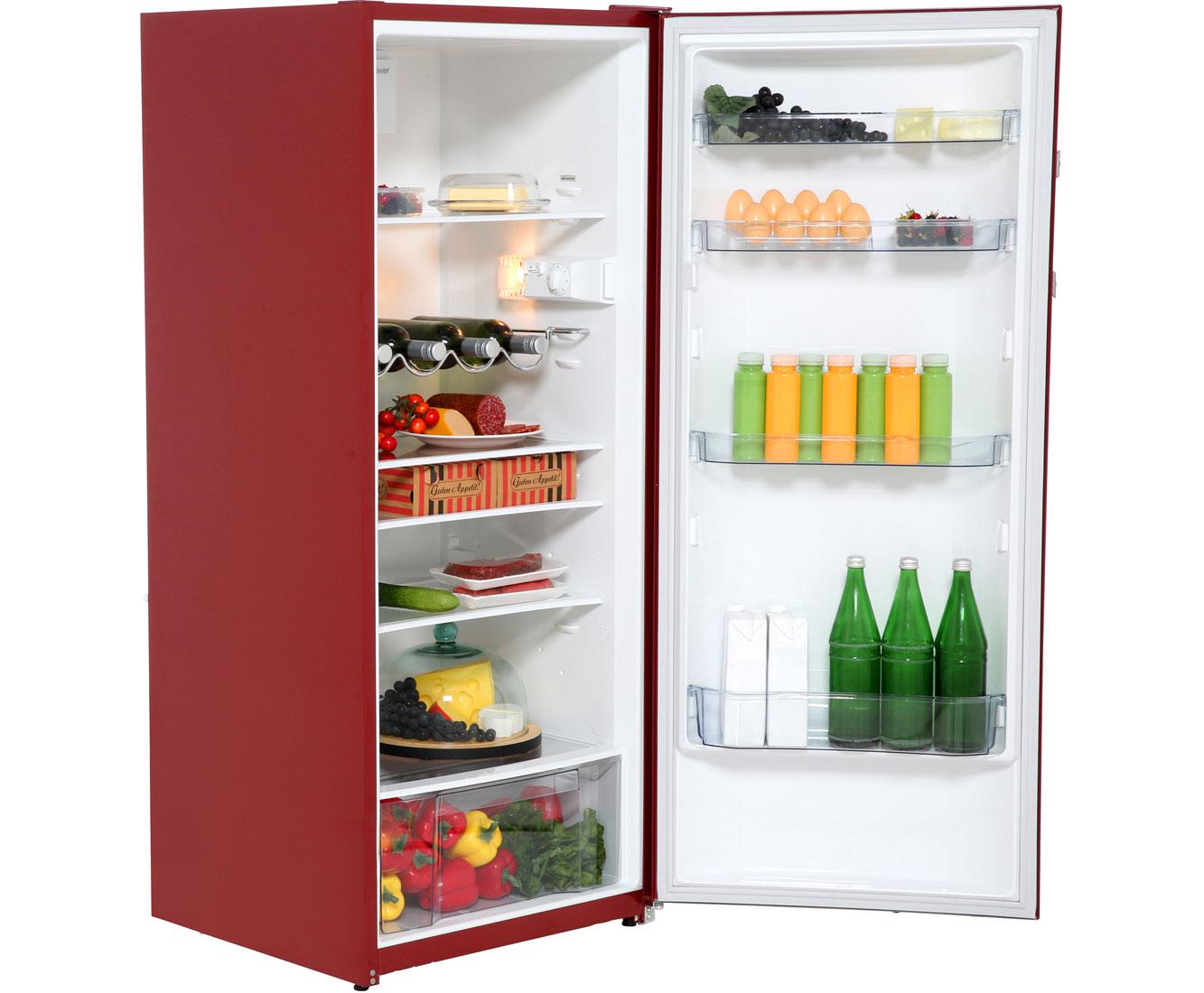 gewicht auf kühlschrank