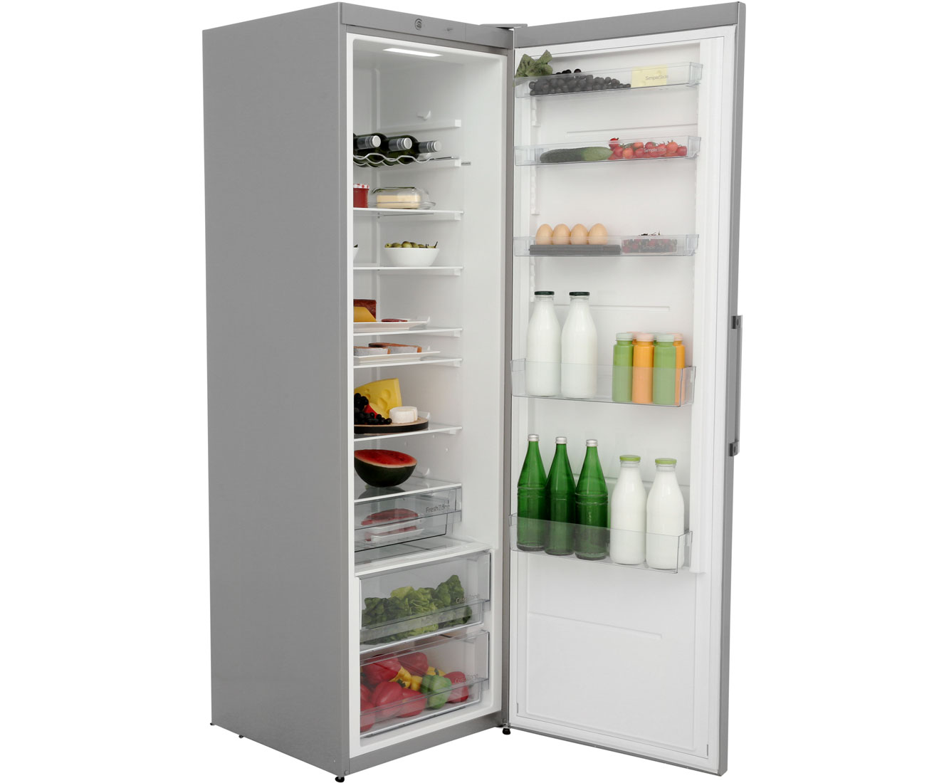 Gorenje Kühlschrank Freistehend : Freistehender kühlschrank edelstahl bosch kgv39vl33 serie 4 kühl