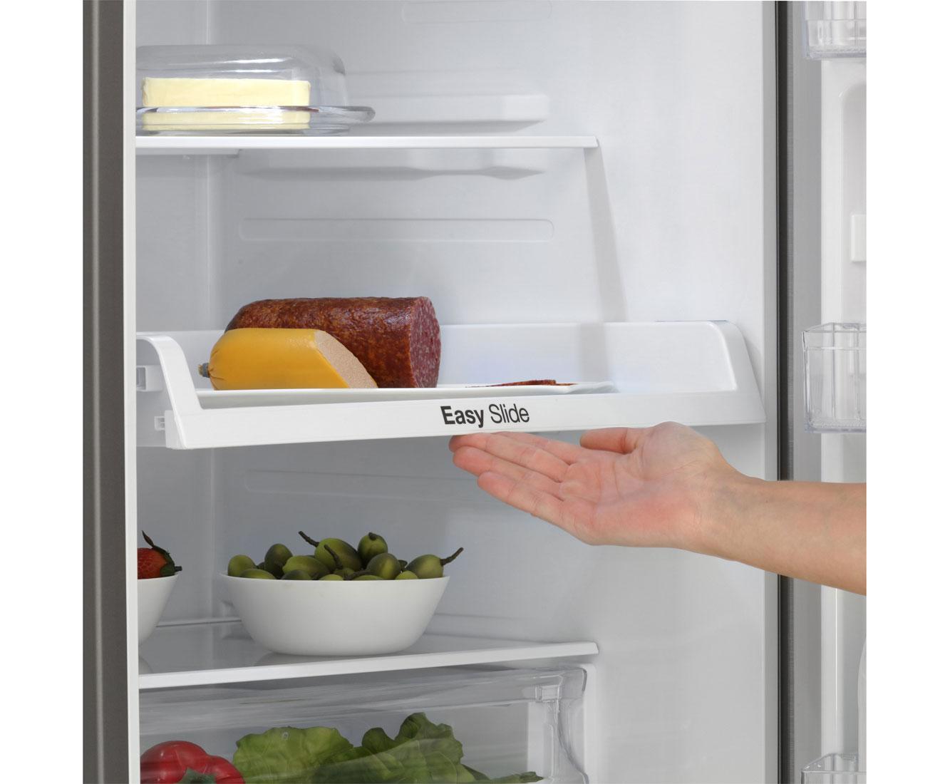 Kühlschrank Kombi : Kühlschrank kombi samsung rb her csa ef kühl gefrierkombination