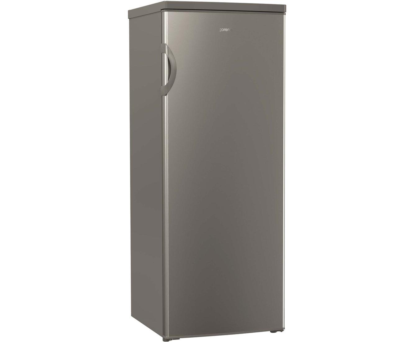 Kühlschrank Freistehend Mit Gefrierfach : Kühlschrank edelstahl freistehend gorenje obrb r kühlschrank