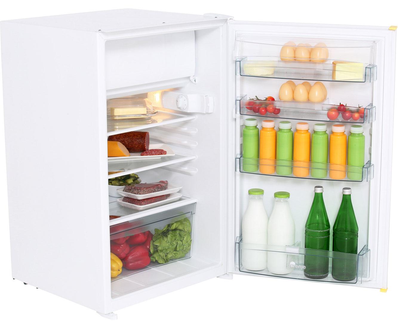 Kleiner Leiser Kühlschrank Mit Gefrierfach : Kühlschrank leise klarstein manhattan mini kühlschrank minibar