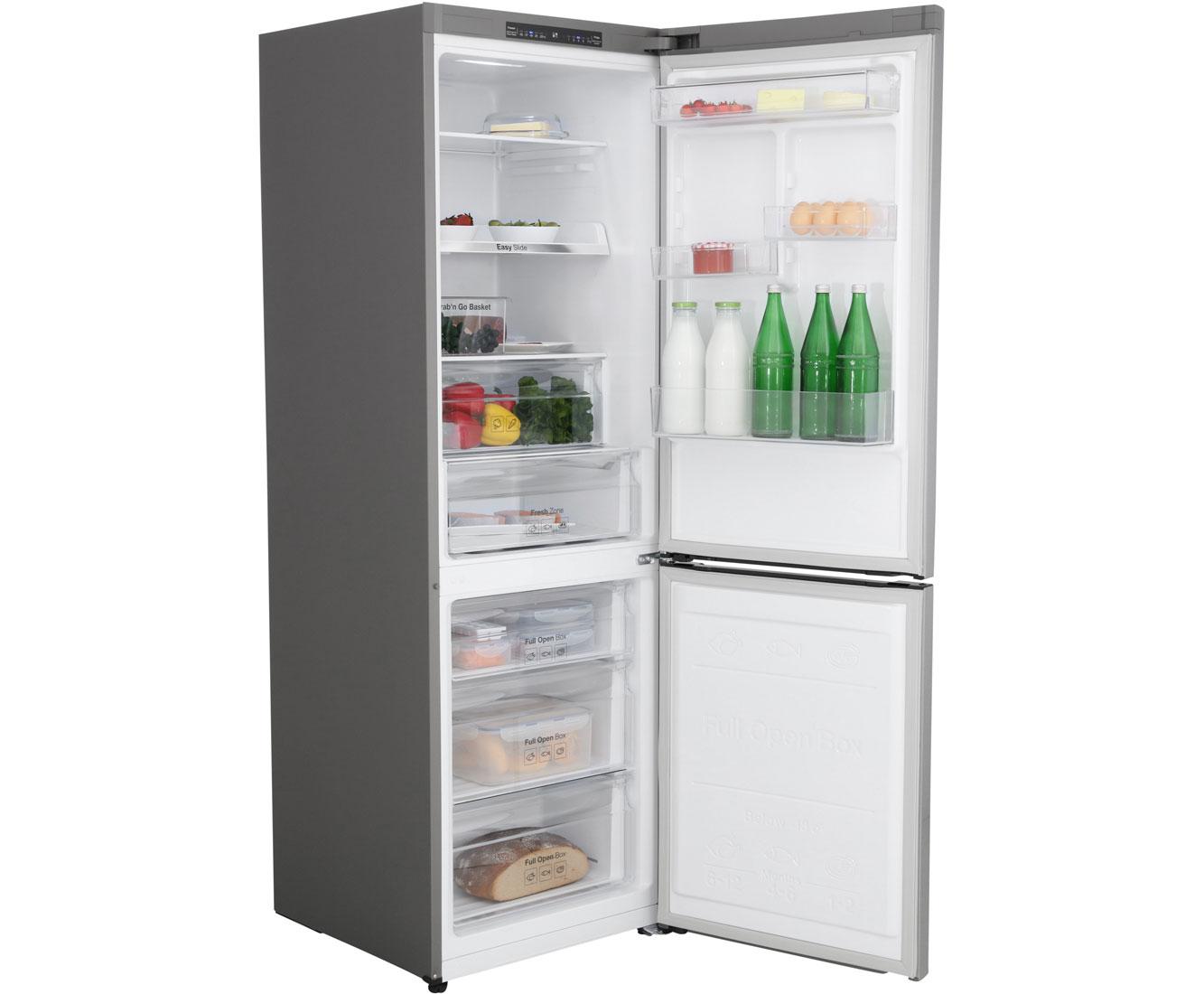 Kühlschrank Kombi : No frost kühlschrank samsung kühl gefrierkombination rl j sa eg