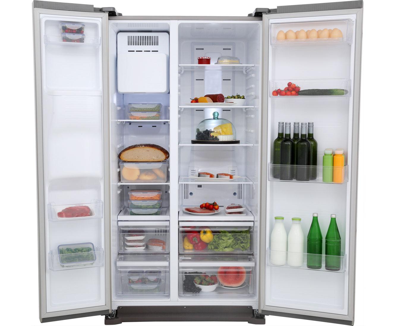 Amerikanischer Kühlschrank Edelstahl : Amerikanischer kühlschrank samsung erstaunliche inspiration
