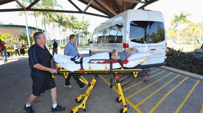 New van has arrived to relieve pressure on ambos Fraser Coast