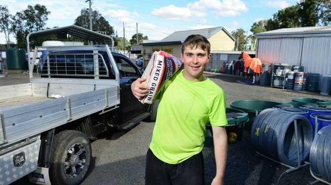 Teen shares secret on how to get that job Queensland Times