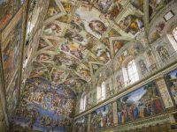 DAY IN HISTORY: Sistine Chapel ceiling open to public