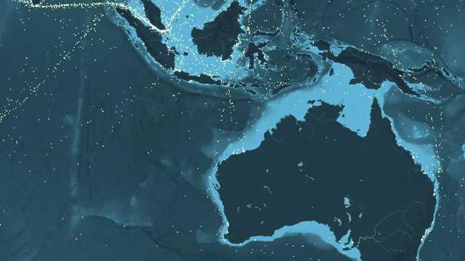 ISLAND GRABBING China almost has Australia surrounded Sunshine