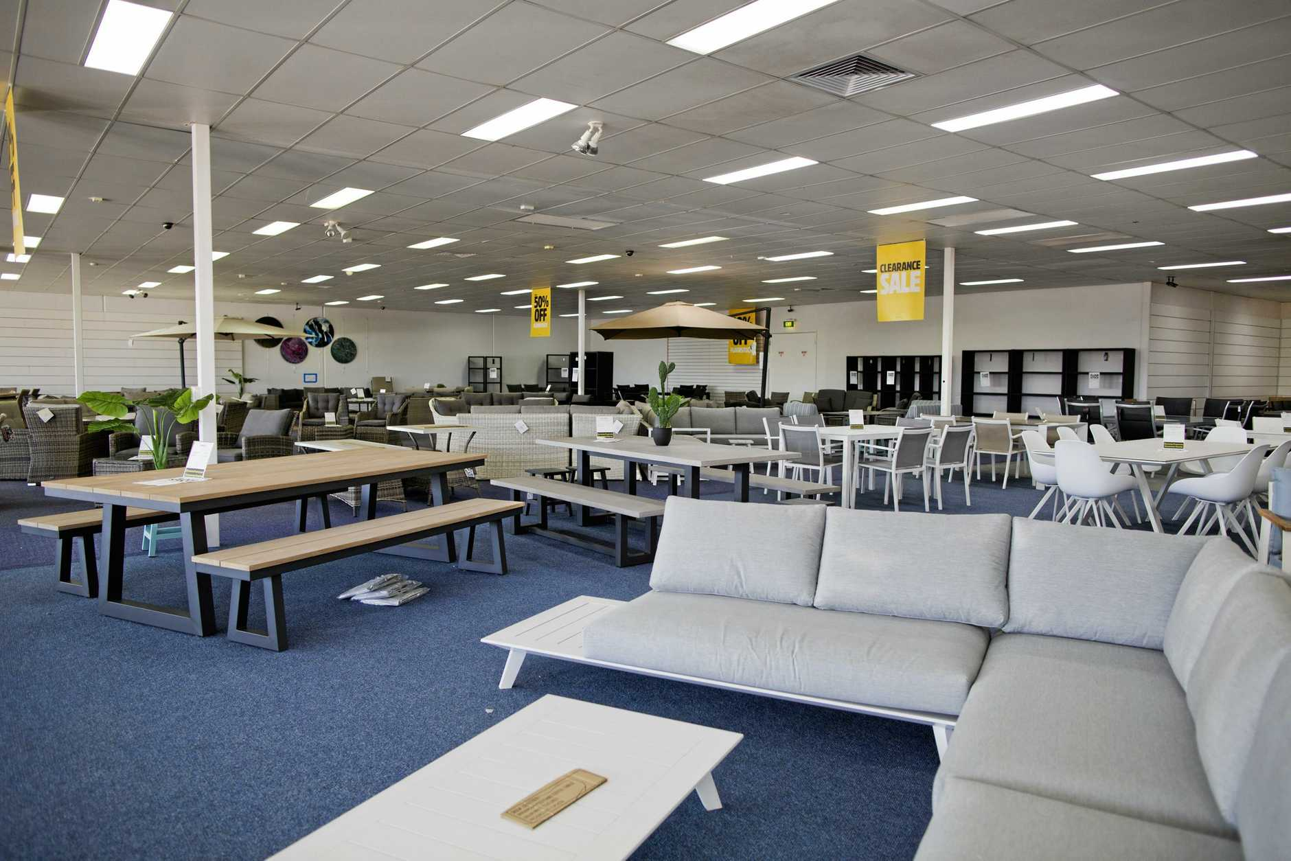 New Outdoor Furniture Clearance Centre Is Here To Stay Fraser Coast Chronicle - Outdoor Furniture Clearance Toowoomba