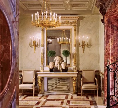 Neoclassical Beauty   Architectural Digest