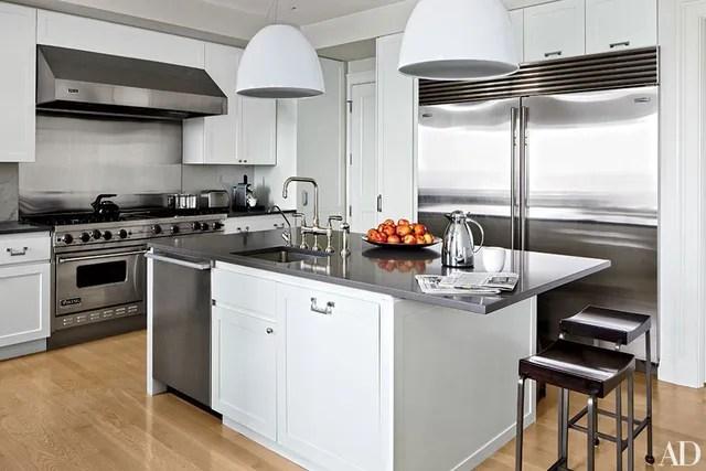 35 Sleek and Inspiring Contemporary Kitchens Photos - designer kitchens